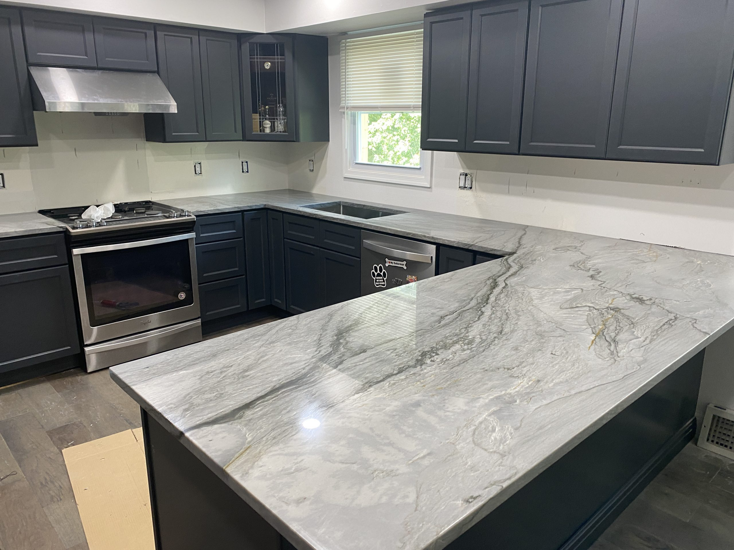 Various Types Of Quartzite Countertops And Vanities