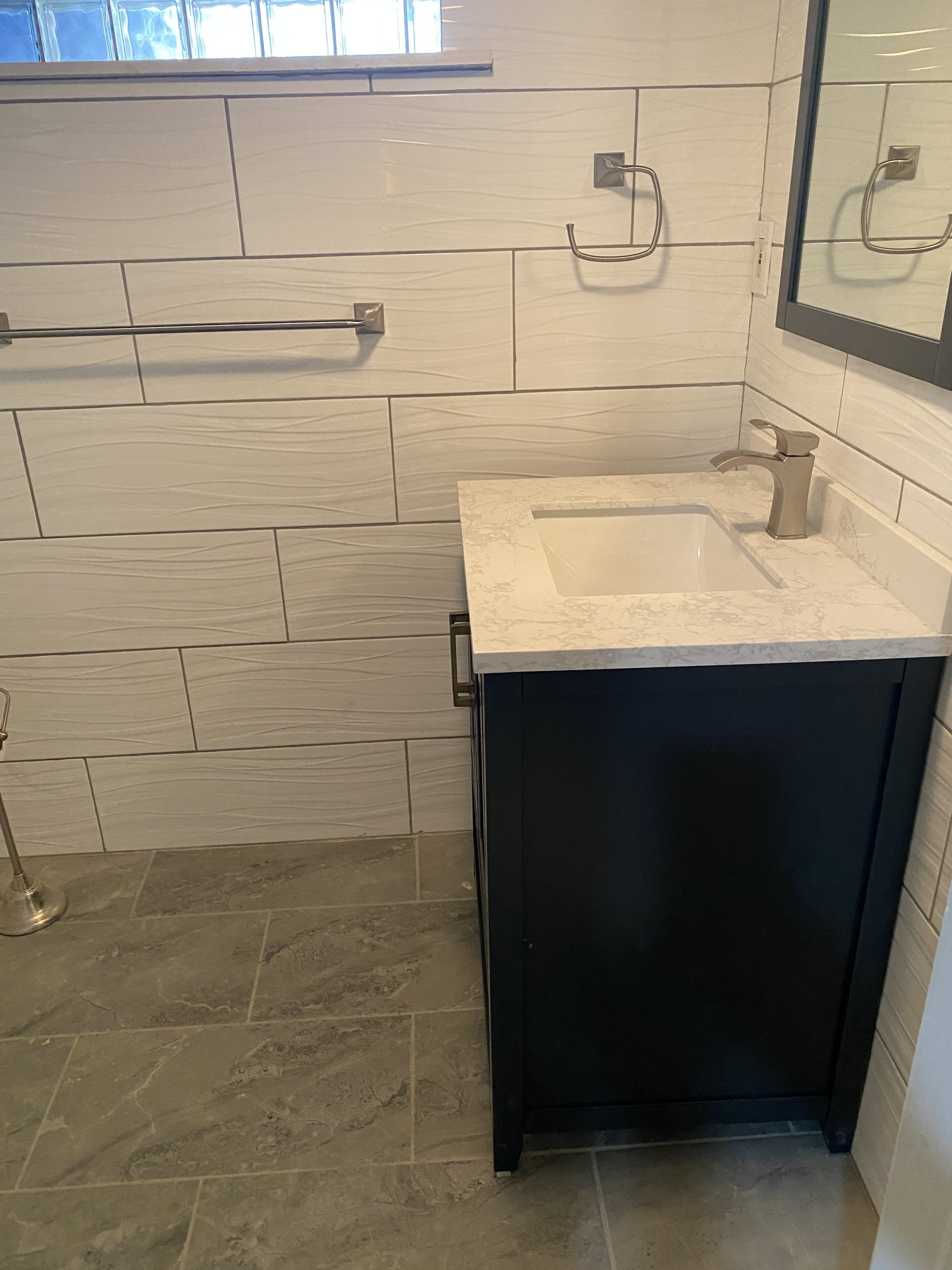 bathroom remodeling in Glenside
