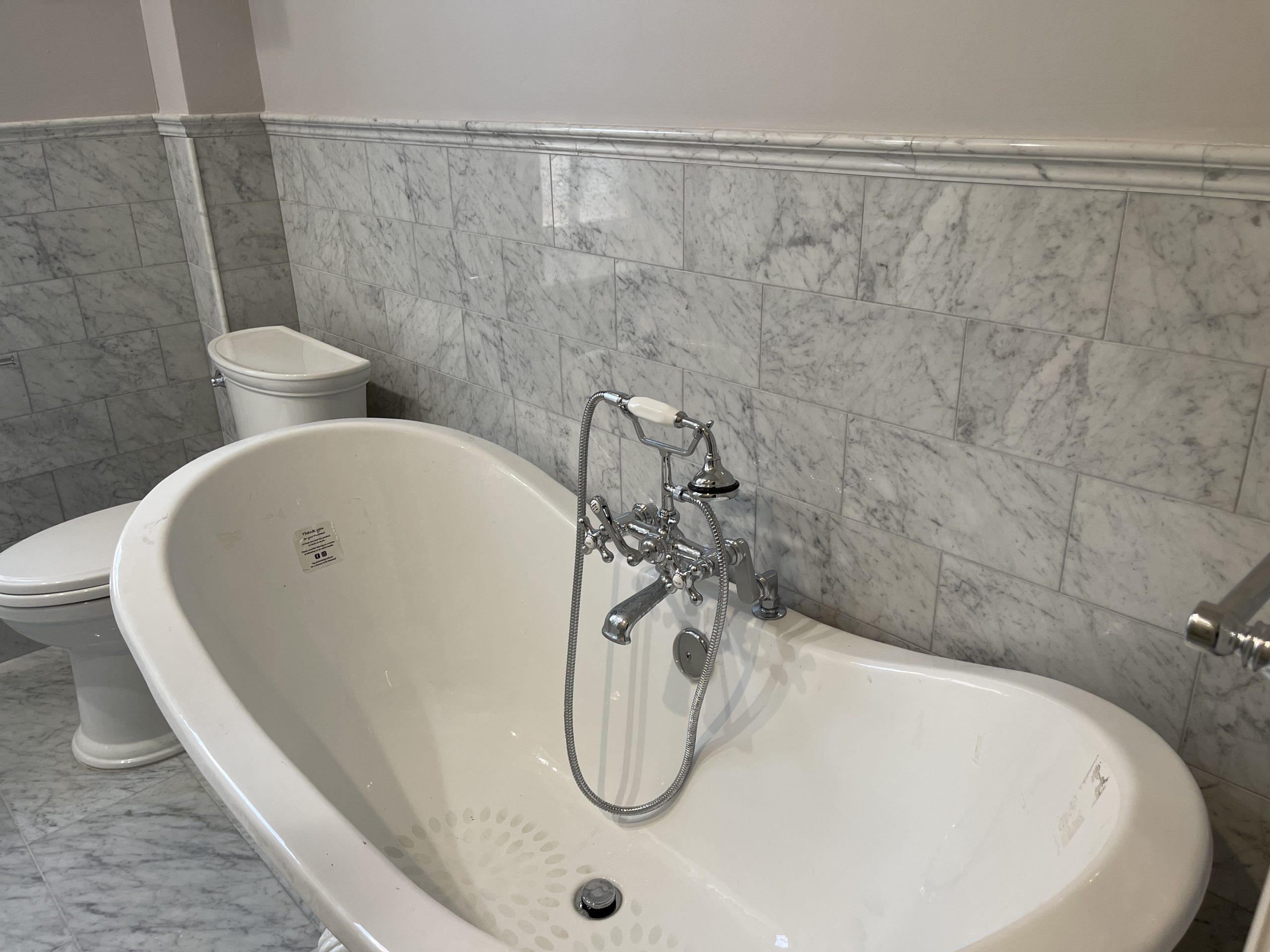 Bathtub in Delaware