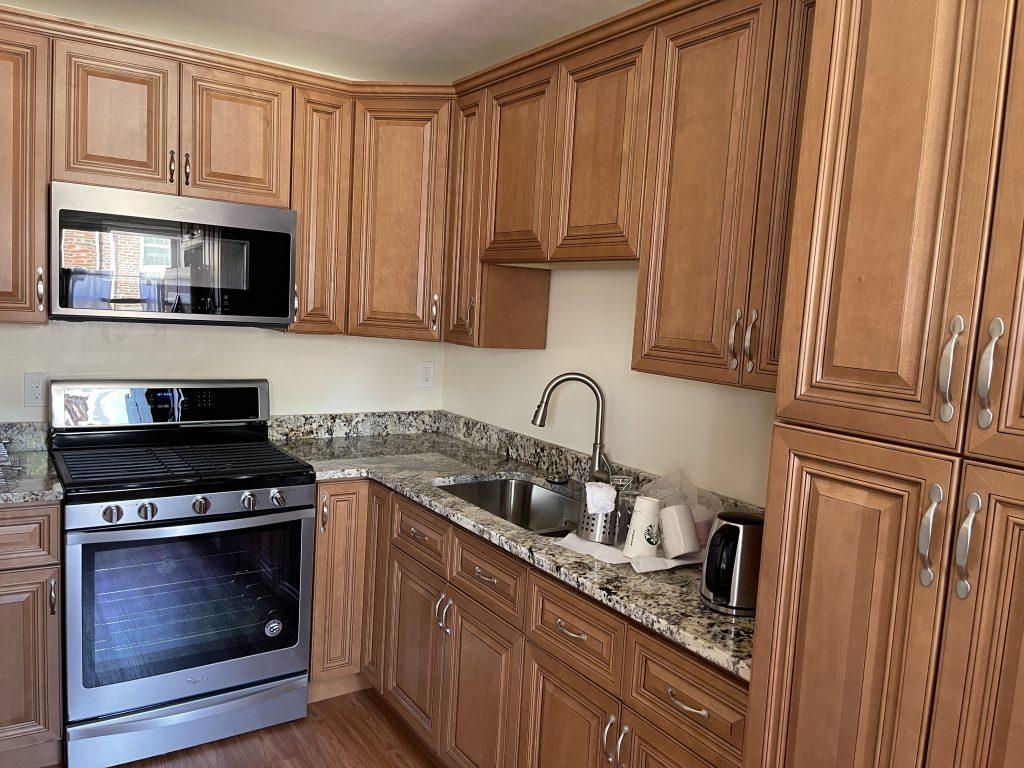 Feltonville kitchen after remodel 2
