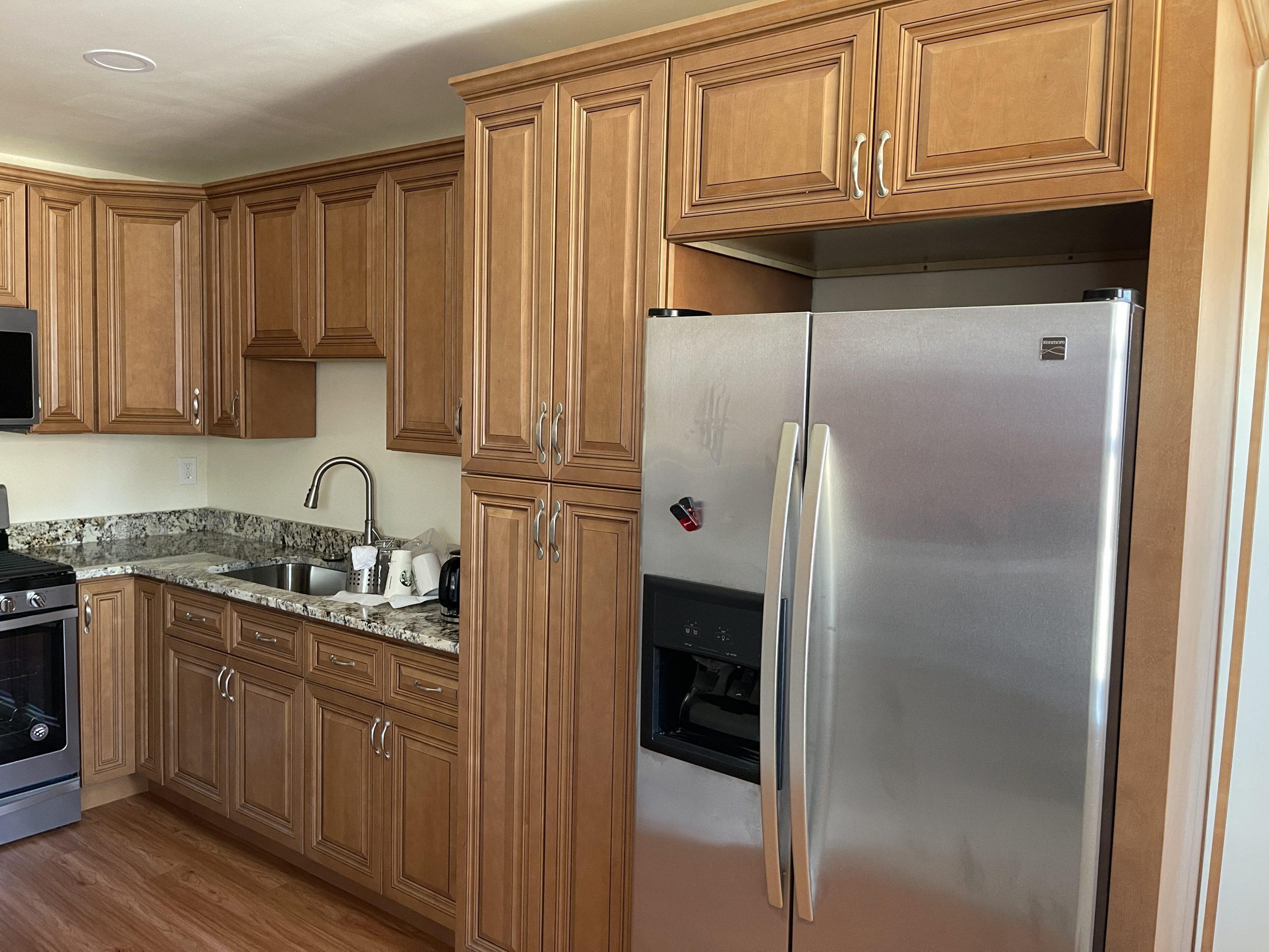Feltonville kitchen after remodel 3