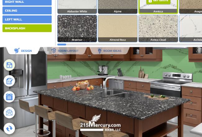 215mercury Kitchen Visualizer Backsplash